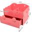 กล่องใส่ของจุกจิก DIY Cosmetic Box กล่องจัดระเบียบเครื่องสำอางบนโต๊ะ Box 001 thumbnail 4
