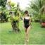 SM-V1-213 ชุดว่ายน้ำแฟชั่น คนอ้วน เด็ก ดารา thumbnail 3