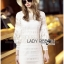 Lady Marion Classy Chic Mixed White Lace Dress L242-79C06 thumbnail 15