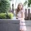 เดรสสีทูโทนสวยหวาน อกแต่งหัวใจสกรีนลาย unicorn thumbnail 15
