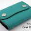 Turquoise(เขียวเทควอยด์) - Card Holder thumbnail 1