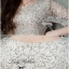 DR-LR-097 Lady Annie Ultimate Luxury Glitter Lace Dress thumbnail 10