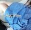 DR-LR-231 Lady Adele Off-shoulder Denim Ribbon Dress thumbnail 7