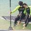 SM-V1-477 ชุดว่ายน้ำแขนยาว ชุดว่ายน้ำขายาว พื้นสีดำแขนเทียวสะท้อนแสงสวยๆ thumbnail 6