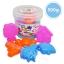 PS124 ทรายนิ่ม Soft Sand Play Sand ทราย สีฟ้า หนัก 500 กรัม thumbnail 1