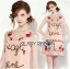 Dolce & Gabbana Sequin Rose Embroidered Pink Dress L195-89C01 thumbnail 7