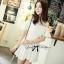 DR-LR-069 Lady Lara Sweet Casual Cotton Lace Mini Dress thumbnail 6
