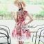 DR-LR-050 Lady Rosalyn Ribbon Mini dress thumbnail 4