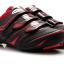 รองเท้าปั่นจักรยาน เสือหมอบ สีแดงด้าน TB36-B816A-0206 thumbnail 3