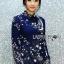 Valentino Little Star Printed Mini Shirt Dress L214-79C01 thumbnail 4