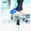SM-V1-410 ชุดว่ายน้ำแขนยาว พื้นสีดำแขนสีฟ้าลายหัวใจ กางเกงขาสั้นสีดำ thumbnail 7
