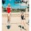 SM-V1-646 ชุดว่ายน้ำวันพีชเสื้อกล้าม สีดำ BROOKLYN_4 thumbnail 5