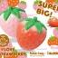 I059 I-bloom SUPER BIG STRAWBERRY RED 1 ชิ้น สกุชชี่ ไอบูม จัมโบ้ สตอเบอร์รี่ สีแดง ขนาด 14 CM thumbnail 1