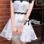 DR-LR-079 Lady Elizabeth Haute Glamour Wild Rose Dress thumbnail 5