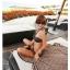 SM-V1-295 ชุดว่ายน้ำแฟชั่น คนอ้วน เด็ก ดารา thumbnail 8