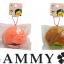 CA398 SAMMY Strawberry Squishy (SOFT) 8 cm ลิขสิทธิ์แท้ thumbnail 3