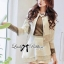 DS-PP-049 Lady Gisele Chic Brocade Jacket and Shorts Set thumbnail 3