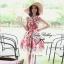 DR-LR-050 Lady Rosalyn Ribbon Mini dress thumbnail 5