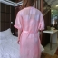 SL-I1-170 ชุดนอนเซ็ตชุดคลุม เสื้อคลุมเป็นผ้าซีฟอง thumbnail 19