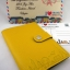 Light Yellow(เหลือง) - Passport Holder thumbnail 1