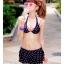 SM-V1-157 ชุดว่ายน้ำแฟชั่น คนอ้วน เด็ก ดารา thumbnail 2