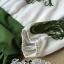 DR-LR-264 Lady Joanne Sweet Vintage Embroidered Olive Green Dress thumbnail 10