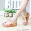 รองเท้าพื้นยางสไตล์ ฟิทฟลอบ คาดดอกไม้ thumbnail 1