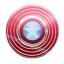 HF115 Hand spinner - GYRO (ไจโร) -Fingertip Gyroscope โลหะ รุ่น Captain America thumbnail 1
