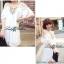 DR-LR-098 Temperley London Giovanna Embellished White Tunic Dress thumbnail 14