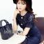 Lady Indigo Puff Sleeve Lace Dress L269-7905 thumbnail 5