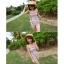 SM-V1-249 ชุดว่ายน้ำแฟชั่น คนอ้วน เด็ก ดารา thumbnail 3