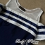 DR-LR-138 Lady Isla Glam Chic Navy Blue Striped Dress thumbnail 12
