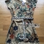 Lady Victoria Sweet Vintage Floral Printed Cotton Dress with Belt L199-79C06 thumbnail 8