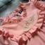 เสื้อระบายคอระบายอกปักดอกไม้ thumbnail 3