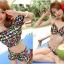 SM-V1-254 ชุดว่ายน้ำแฟชั่น คนอ้วน เด็ก ดารา thumbnail 1