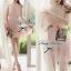 DR-LR-032 Lady Emina Sweet Pastel Sleeveless Dress thumbnail 4
