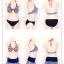 SM-V1-075 ชุดว่ายน้ำแฟชั่น คนอ้วน เด็ก ดารา thumbnail 9