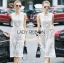 Lady Katy Smart Casual White Guipure Lace Jumpsuit L272-8917 thumbnail 6