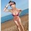 SM-V1-086 ชุดว่ายน้ำแฟชั่น คนอ้วน เด็ก ดารา thumbnail 3
