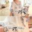 DR-LR-265 Lady Eliza Pretty Embroidered Brocade Kaftan Mini Dress thumbnail 11