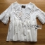 Lady Carly Sweet Vintage Embroidered and Laser-Cut with Sequins Cotton Top L258-6913 thumbnail 14