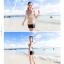 SM-V1-139 ชุดว่ายน้ำแฟชั่น คนอ้วน เด็ก ดารา thumbnail 4