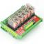 ชุด Omron relay module 24V 10A จำนวน 6 ช่อง thumbnail 2