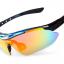 แว่นตาปั่นจักรยาน Bikeboy มีคลิปสายตา เปลี่ยนเลนส์ได้หลายสี เลนส์ Polarized thumbnail 4