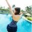 SM-V1-190 ชุดว่ายน้ำแฟชั่น คนอ้วน เด็ก ดารา thumbnail 7