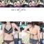 SM-V1-284 ชุดว่ายน้ำแฟชั่น คนอ้วน เด็ก ดารา thumbnail 8