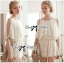 DS-PP-019 Lady Beatrice Pretty Sweet Layered Chiffon Lace Jumpsuit thumbnail 7