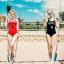 SM-V1-646 ชุดว่ายน้ำวันพีชเสื้อกล้าม สีดำ BROOKLYN_4 thumbnail 4