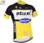 ชุดปั่นจักรยาน Erixx 2016 สีเหลือง เสื้อปั่นจักรยาน และ กางเกงปั่นจักรยาน thumbnail 2