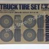 TRUCK TIRE SET (36mm)